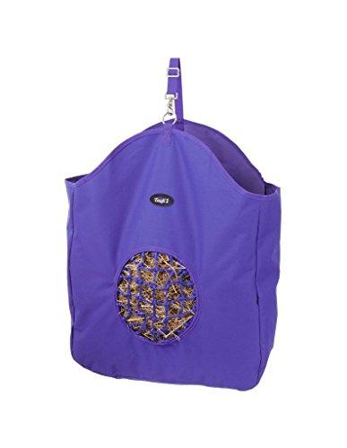 Tough-1 Nylon Tote Hay Bag with Poly Net