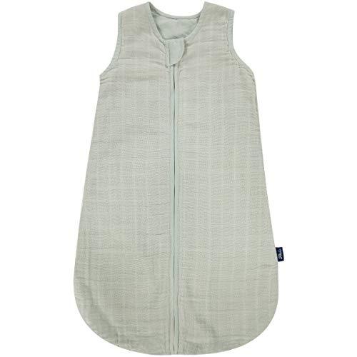 Alvi Mull-Schlafsack Uni-grün 110