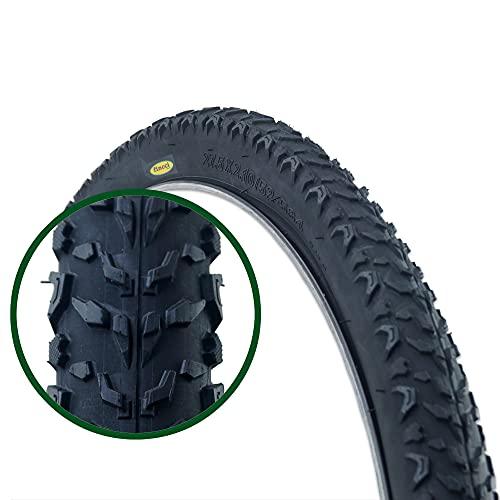 Fincci de Carretera Montaña MTB Bicicleta de Barro Offroad Cubiertas 27,5 x 2,10