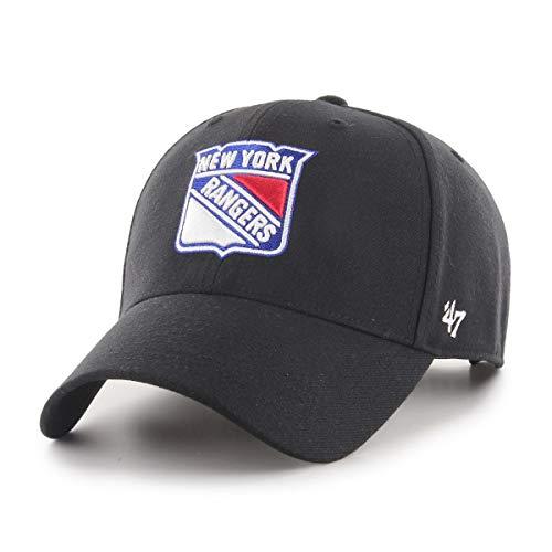 '47 Brand Relaxed Fit Cap - MVP New York Rangers schwarz