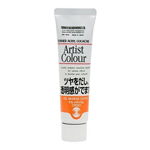 Turner color AA 040950 Gel de couleur moyenne pour artiste 40 ml