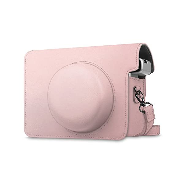 Fintie Protective Case Compatible with Fujifilm Instax Wide 300 Instant Film Camera...