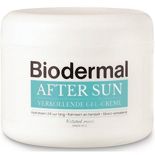 Biodermal After Sun Gel crème - Verkoelende after sun - Hydrateert de huid tot 24 uur lang - 200 ml