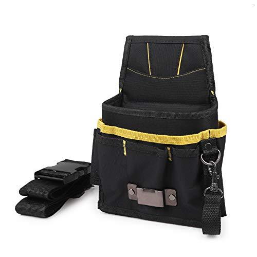 Ehdis® auto verpakkings-vinylfilm installatie tool pouch Utility Gadget riem taille tas waterdicht Oxford met meerdere zakken voor auto gereedschap