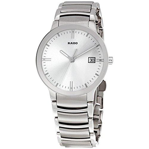 Rado Unisex-Armbanduhr R30927103 Analog Quarz