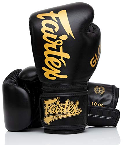 Fairtex Glory Kickbox-Handschuhe, limitierte Auflage