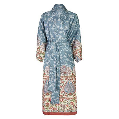 Bassetti Kimono BARISANO C1 blau L-XL cm
