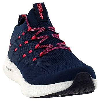 Skechers Womens Go Run 7 Running Casual Shoes Navy/Pink