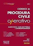 Codice di procedura civile operativo. Annotato con dottrina e giurisprudenza (Codici operativi)