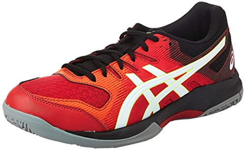 ASICS Herren Gel-Rocket 9 Volleyballschuhe, Rot (red 1071A030-600), 41.5 EU