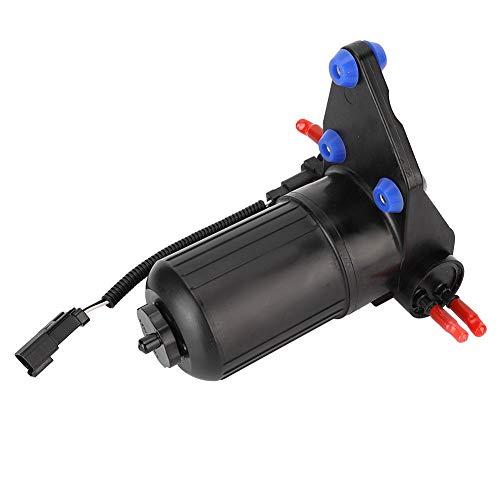 Qii lu Metal Bomba de combustible eléctrica Filtro de combustible Aceite Separador de agua Ajuste para la aplicación Perkins Metal