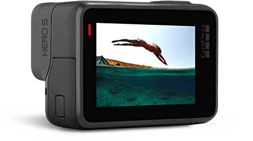 GoPro HERO5 Black Action Kamera (12 Megapixel) schwarz/grau - 2