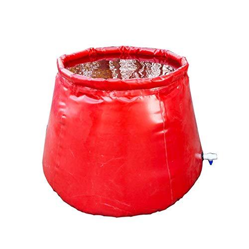 Contenedor De Almacenamiento De Agua De Gran Capacidad, Colector De Agua De Lluvia De Gran Capacidad Para El Hogar, Recolector De Lluvia Resistente Y Resistente A La Corrosión(Size:6000L(3.3x2.2x1m))