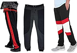 3 PCs Men's Trouser Lightweight Trousers Casual Trousers Trousers For Running Sleep Modern Stylish Trousers Soft And Smoot...