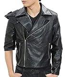 Mad-Max Costume Fury Road Motorcycle Jacket Cool Black PU Handmade
