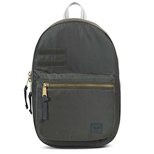 Herschel Unisex– Adult's Lawson Surplus Backpack, Green, One Size