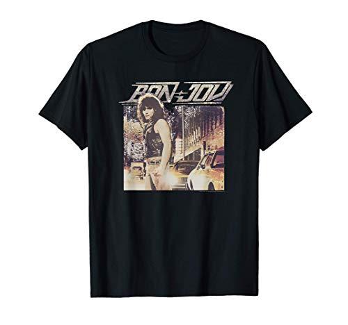 Bon Jovi Runway T-Shirt, Men, Women, Kids, 5 Colors