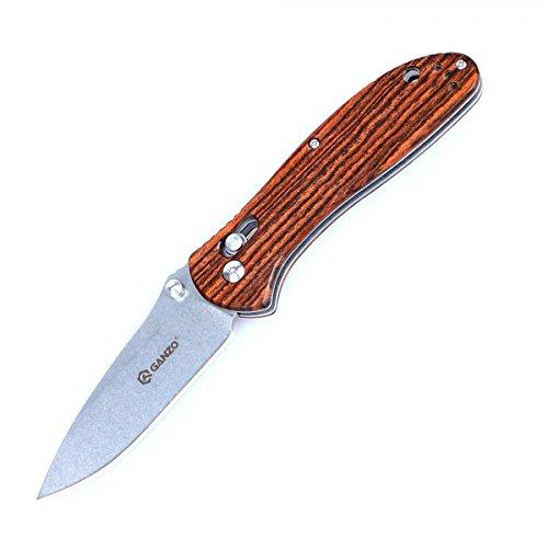 Ganzo Couteau de Poche, Multicolore, Taille Unique, g7392 de WD1