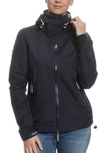 Superdry windcheater dames Cliff HIKER French Navy Ecru