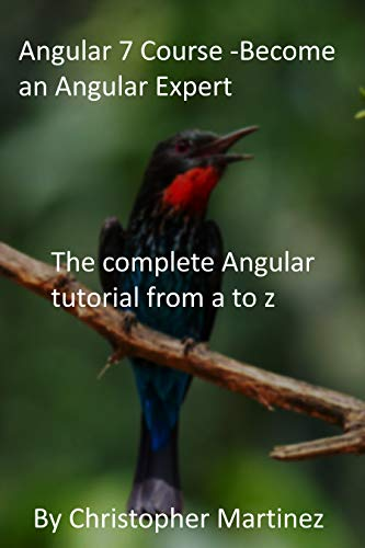 Angular 7 Course -Become an Angular Expert: The complete Angular tutorial from a to z...
