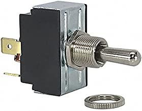 Carling Technologies Reversing Toggle Switch, Number of Connections: 4, Switch Function: Momentary On/Off/Momentary On