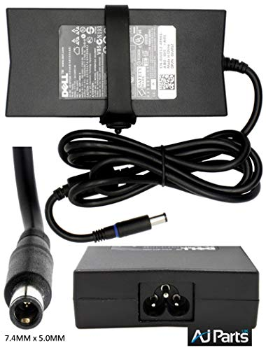 Marke Neue AC Adapter echtem Slim Dell Latitude E6510 E6520 E6540 E7240 E7440 130 W 19,5 V 6,7 A Laptop AC Adapter Netzstecker Ladegerät Netzteil PSU – Backlight