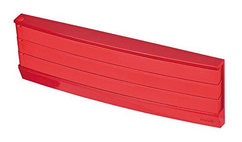 パール金属 ふきん タオル 掛け レッド マグネット付 モチーフ 日本製 HB-1108