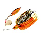 BOOYAH Pond Magic - Sunrise Craw - 3/16 oz - #0 Colorado/#3 Willow, Model:BYPM36715