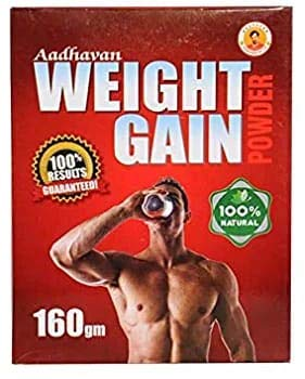 Hindustan A/U Products Aadhavan Weight Gain Powder (160 gm)