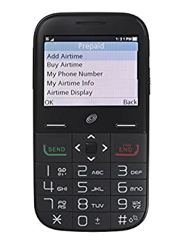 Alcatel Big Easy Plus Prepaid Phone with Double Minutes  Tracfone