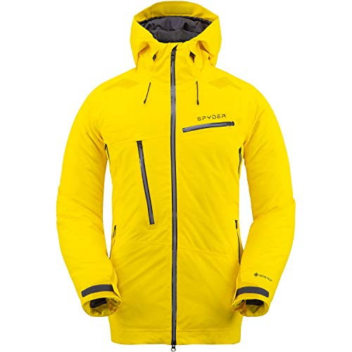 Spyder Herren Skijacke Hokkaido gelb (510) L