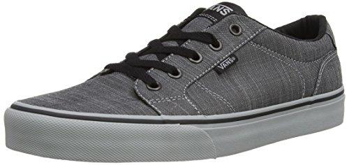 Vans Bishop Men US 9 Gray Skate Shoe