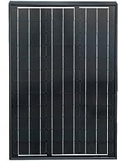 ECO-WORTHY Panel Solar de 10 W, 20 W, 50 W, 100 W, 150 W, 160 W, para batería de 12 V