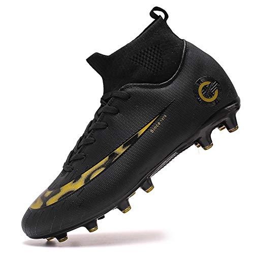 Scopri offerta per Mengxx Scarpe Sportive da Uomo Scarpe da Calcio da Uomo Scarpe da Calcio per Ragazzo Scarpe