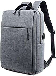 Energy Laptop Backpacks For Unisex, Grey