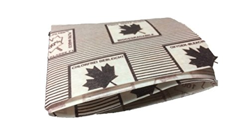 Universal Dunstabzug-Flachfilter mit Sättigungsanzeige, 2er Set, Individueller Zuschnitt, 47 x 57 cm