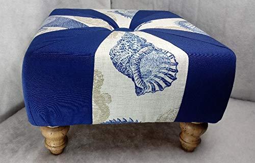 18 inch Handmade Square Marine gift Fish Tuffe Seashell Blue Popularity Tropical