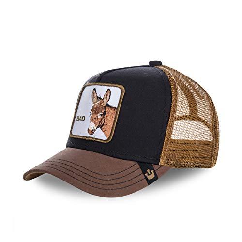 Goorin Bros Trucker Cap Bad / Esel Brown - One-Size