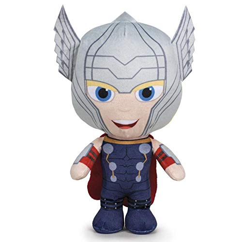Play by Play Peluche Thor Vengadores Avengers Marvel Soft 21cm …