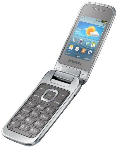 Samsung handy gt-c3590 silber silber-edge-1, 3 mpx-bluetooth-radio