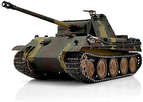 exclusivo Torro Panther g profesional metal acabado acabado acabado BB Versión marrón tarnt orro tanque con caja de madera  Descuento del 70% barato