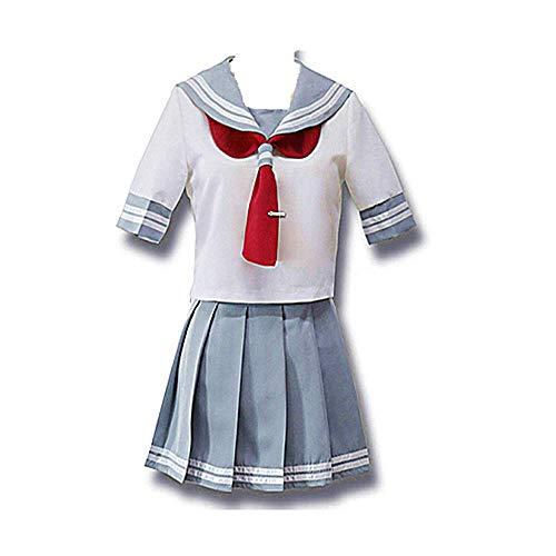 charous Anime Love Live Sunshine Cosplay Disfraz de Halloween Uniforme escolar para mujer conjunto completo