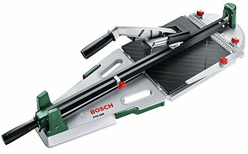 Bosch 0603B04400 PTC 640 - Cortador de azulejos manual, 0-640 mm
