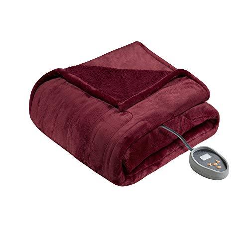 Beautyrest Microlight Reversible Electric Blanket