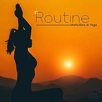 Routine Mattutina di Yoga - Musica di Sottofondo Perfetta per Gli Esercizi Quotidiani