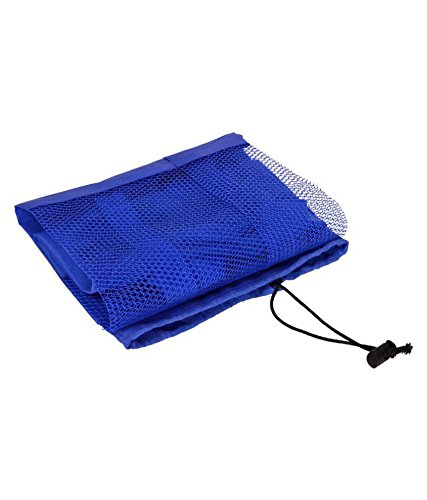 AmazingHind Nylon Yoga Mat Bag with Mesh