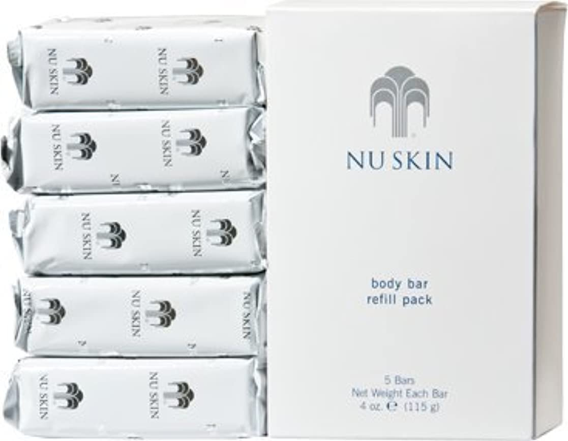 新しい意味インポート中でニュースキン NUSKIN ボディバー レフィル (5個入り) [並行輸入品]