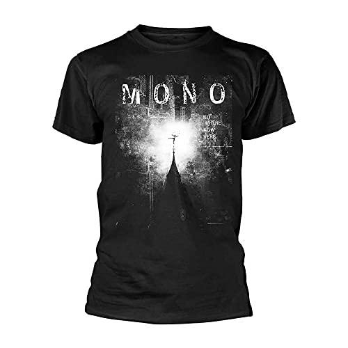 Mono 'Nowhere Now Here' T Shirt - New