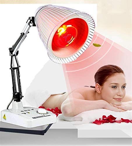 Lowest Prices! Infrared Light Heating Therapy Lamp,Desktop Lamp Far Infrared Heat for Mineral Therap...