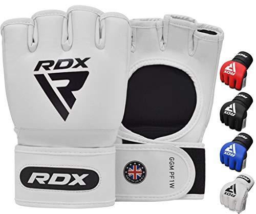 RDX Guantes MMA para Artes Marciales y Grappling Entrenamien
